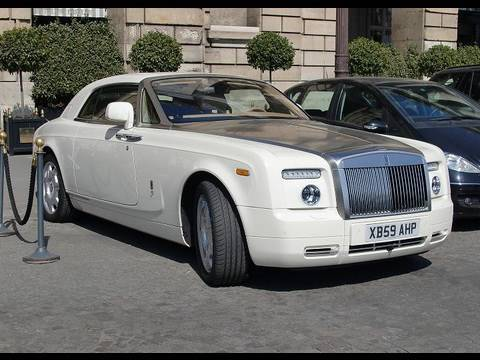 Rolls Royce Phantom 2 Door Price - Auto Express