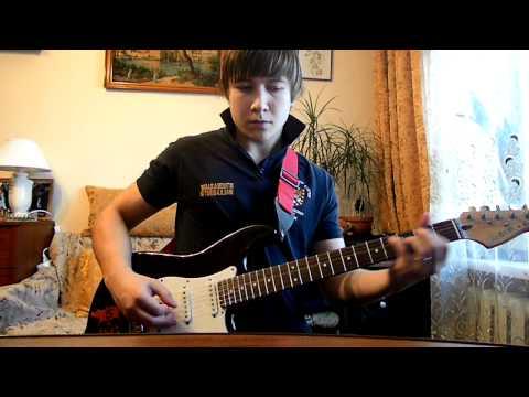 Клубняк на гитаре