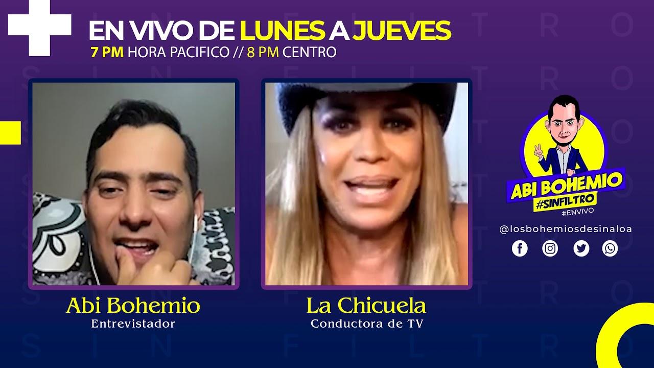 🔥💅 LA CHICUELA | SIN FILTRO | LA REYNA DEL REGIONAL | HASTA ABUSOS SUFRÍ 🤐🥶 2020