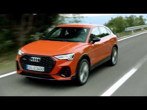 2020 Audi Q3 Sportback цена, комплектации, обзор Автопанорама