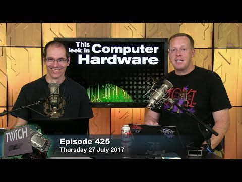 This Week in Computer Hardware 425: Ryzen 3 and Threadripper's Package