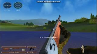 Henoc Plays: Hunting Unlimited 2010 Part 3