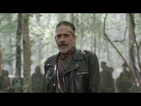 The Walking Dead - Negan's Scenes Episode 12