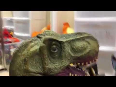 Tyrannosaurs Smackdown