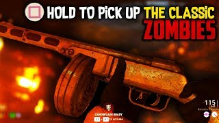 HOW TO GET THE TREYARCH GOLDEN PPSH IN WW2 ZOMBIES: GUIDE (The Final Reich Gameplay)