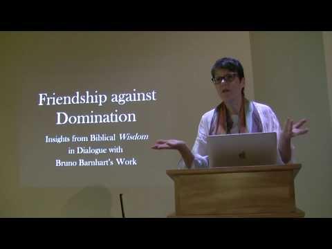Towards the Rebirth of Wisdom 3: Dr Julia Prinz