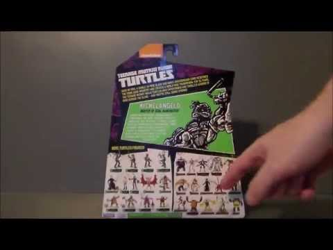 Michelangelo Original Comic Book TMNT 30th Anniversary