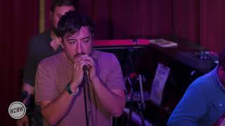 "Grizzly Bear performing ""Three Rings"" Live on KCRW"