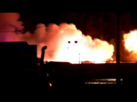 Gas Tanker Explodes on Utah Freeway; No Injuries