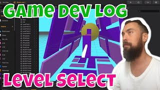Game Dev Log: Creating Level Selector within Buildbox 3