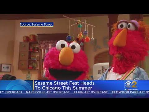 Lance Houston - Sesame Street Fest is Headed to Chicago This Summer!