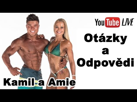 English - Questions and Answers with Amie! Czech-American couple.