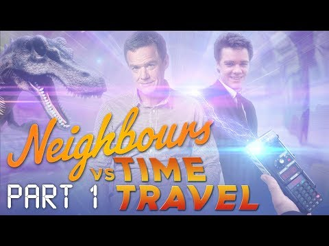 Neighbours VS Time Travel - Webisode 1