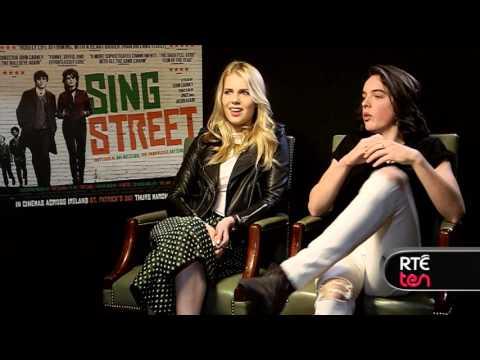 The Stars of Sing Street