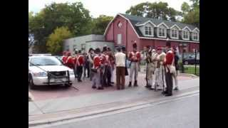 Arrests of Rebels in Newmarket, Upper Canada - 1837 Rebellion Aftermath