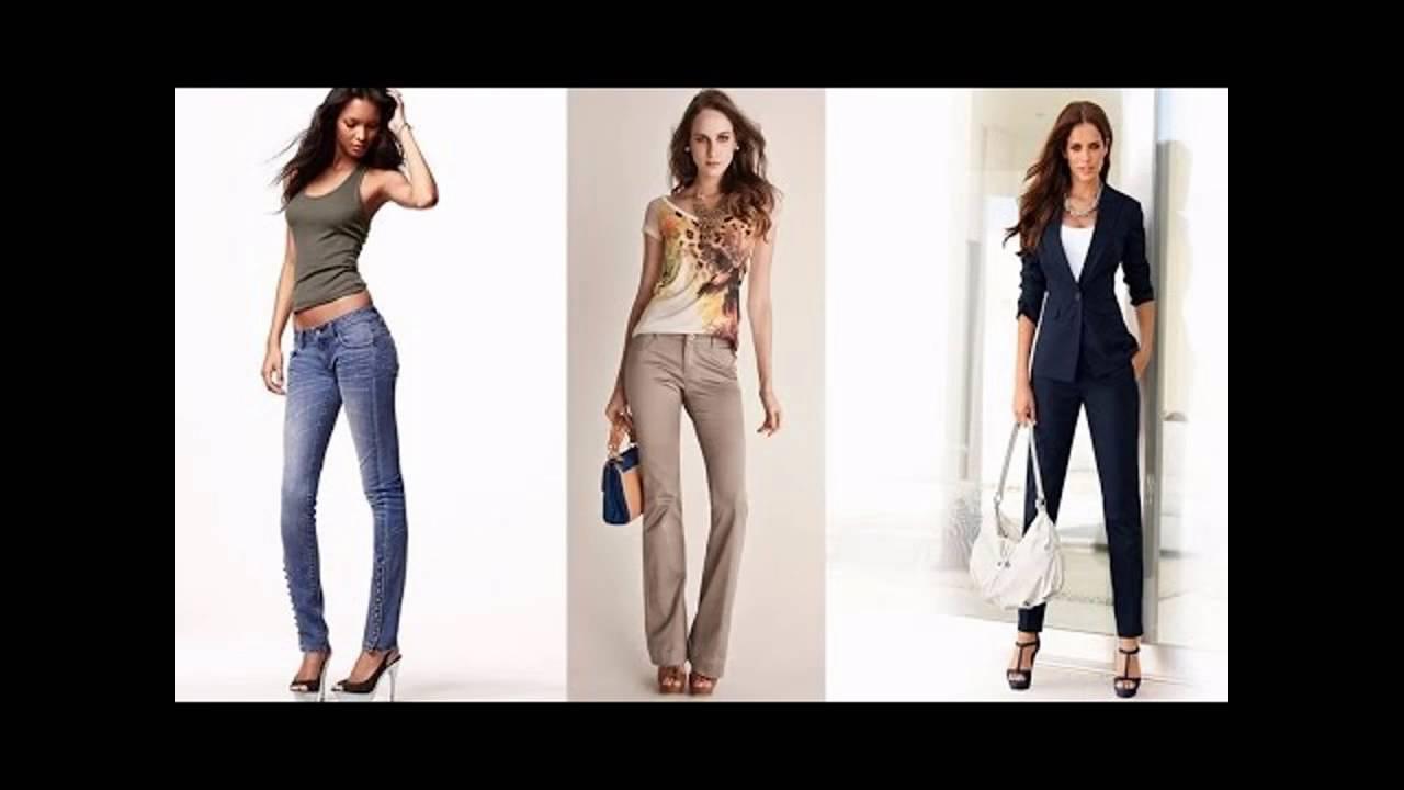 Outfits Para Mujeres Altas Y Delgadas