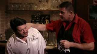 Lillo & Greg The Movie: Il solerte cameriere