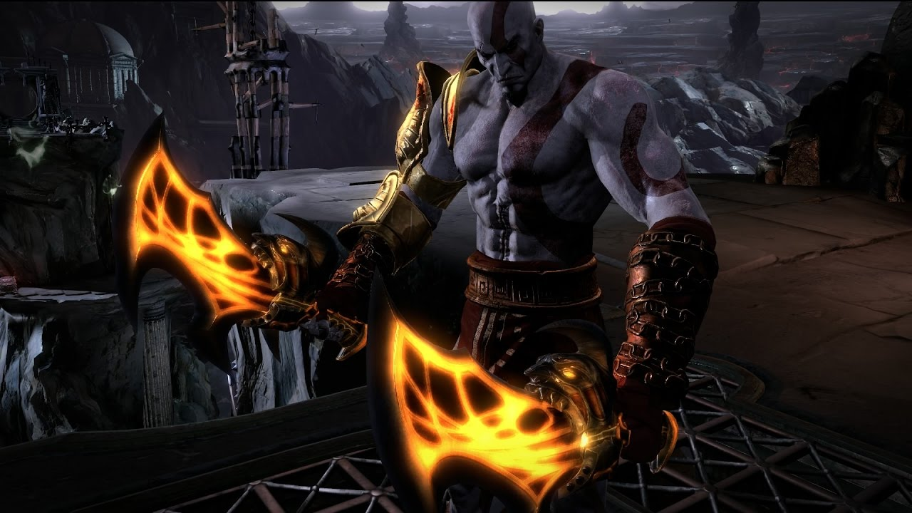God Of War 3 Blades Of Exile God of War 3 Remastere...