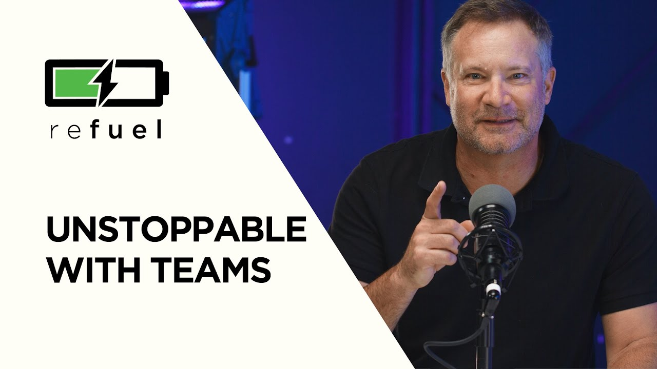 Unstoppable With Teams