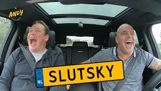 Leonid Slutsky - Bij Andy in de auto! (Nederlands ondertiteld)