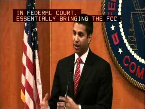 Press Conference of FCC Commissioner Ajit Pai