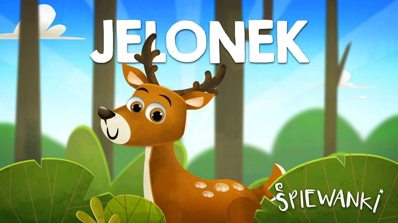 JELONEK – @Śpiewanki.tv - Piosenki dla dzieci