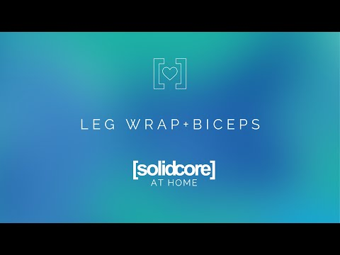 [solidcore] at home: leg wrap + biceps