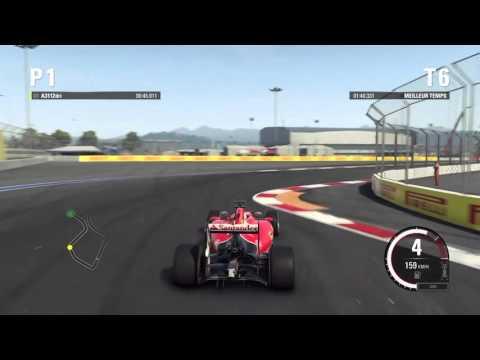 F1 2015 : Contre-la-montre Sotchi 1:39.245