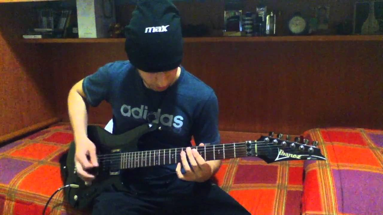 avenged sevenfold nightmare electric guitar cover youtube. Black Bedroom Furniture Sets. Home Design Ideas