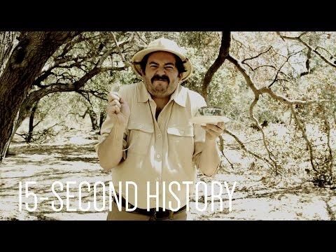 15-Second History - The British Empire