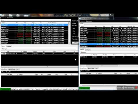 FX Arbitrage and High Frequency Trading