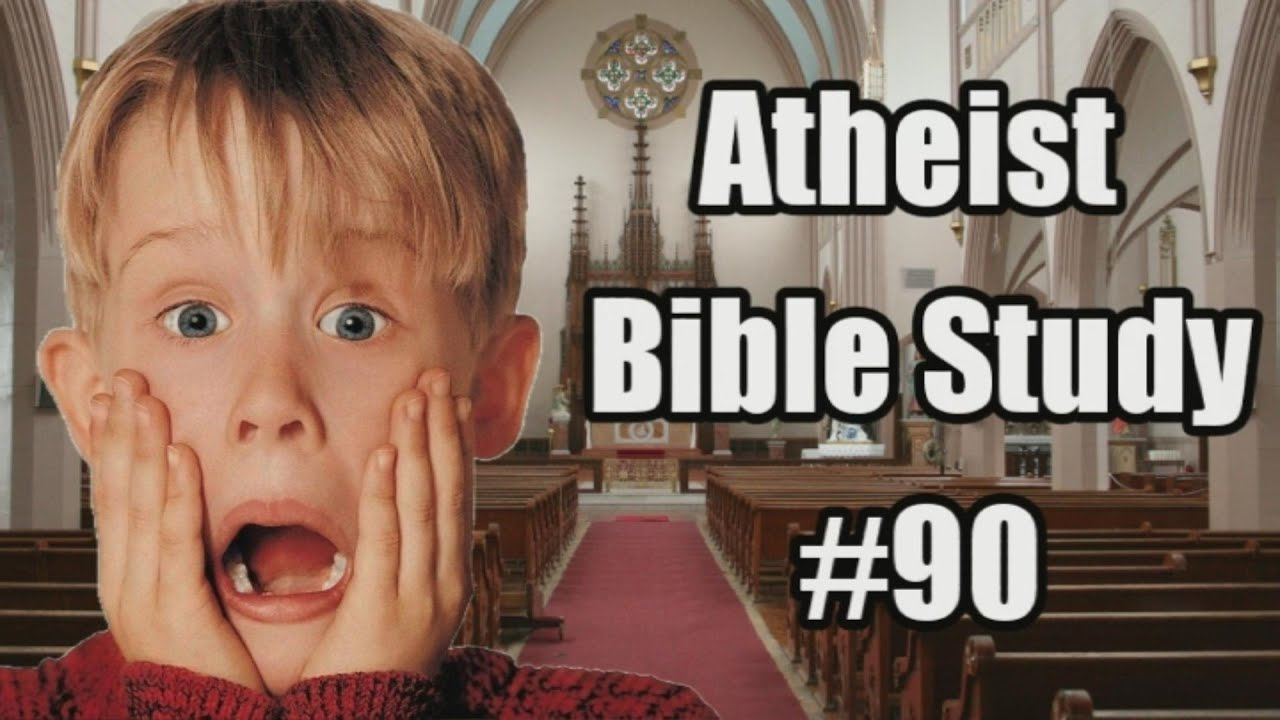 macaulay culkin is gross atheist bible study 90 youtube