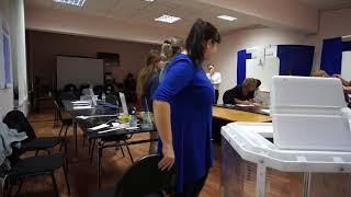 видео: Беспредел на выборах в УИК №1899