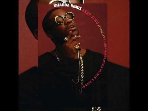 A$AP Ferg - Shabba Remix ft. Shabba Ranks, Busta Rhymes & Migos  ***New November 2013*** (HD)