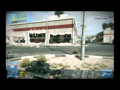 Battlefield 3: IzNoGooD343 in jet @ Operation Firestorm #10