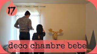 Vlog famille - On decore la chambre du futur bebe !