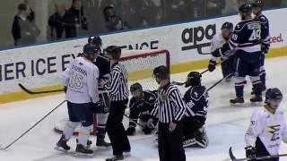 AIHL 2016 - Semi-Final 1: CBR Brave @ Melbourne Ice