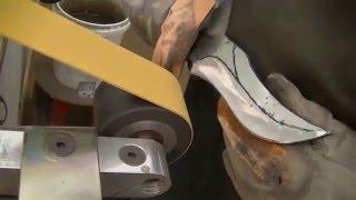 100 Percenters presents: Bill Luckett - Part 2 - grinding demo