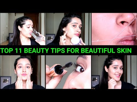 BEAUTY TIPS YOU CAN FOLLOW FOR GLOWING, CRYSTAL CLEAR SKIN