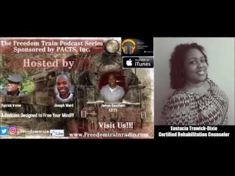 The Freedom Train Podcast - Eustacia Trawick Dixie on Mental Health in the community.