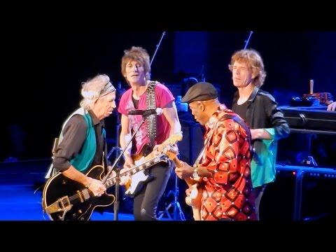 Rolling Stones & Buddy Guy - Champagne & Reefer - Milwaukee 2015 Zip Code Tour Live in Concert