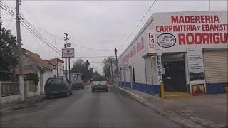 Calle14, de Diagonal Cuauhtémoc a Bustamante, Matamoros Tamaulipas