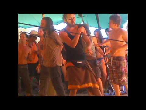Mixmaster Morris @ Boom Festival 2012 pt.3