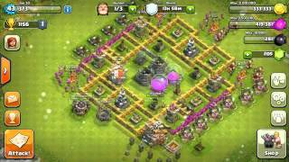Clash Of Clans Base + Join My Clan - Clan Name ZQ Clan