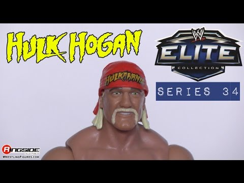 wwe hulk hogan elite action figure