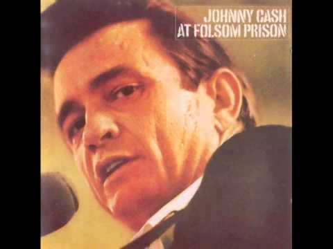 Johnny Cash  25 minutes to go 1968  at Folsom Pris