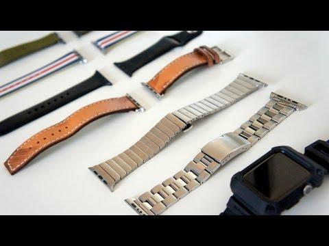 7 stylish Apple Watch bands your wardrobe needs