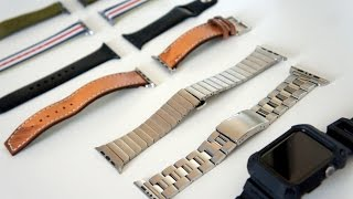 7 stylish Apple Watch bands your wardrobe needs