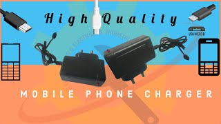 Mobile Phone Charger | lg3500/MicroUSB Charger | Mobile Charger Nepal