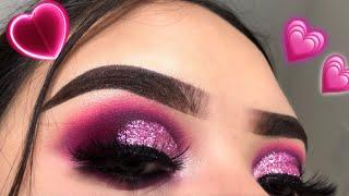 Valentines Day Makeup | James Charles x morphe